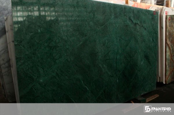 Індійський мармур Verde Guatemala