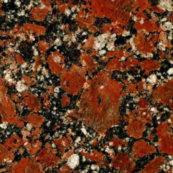 Капустянський граніт Rosso Santiago