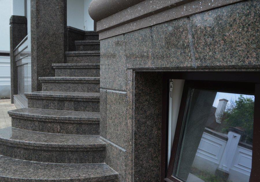 фасади з каменю
