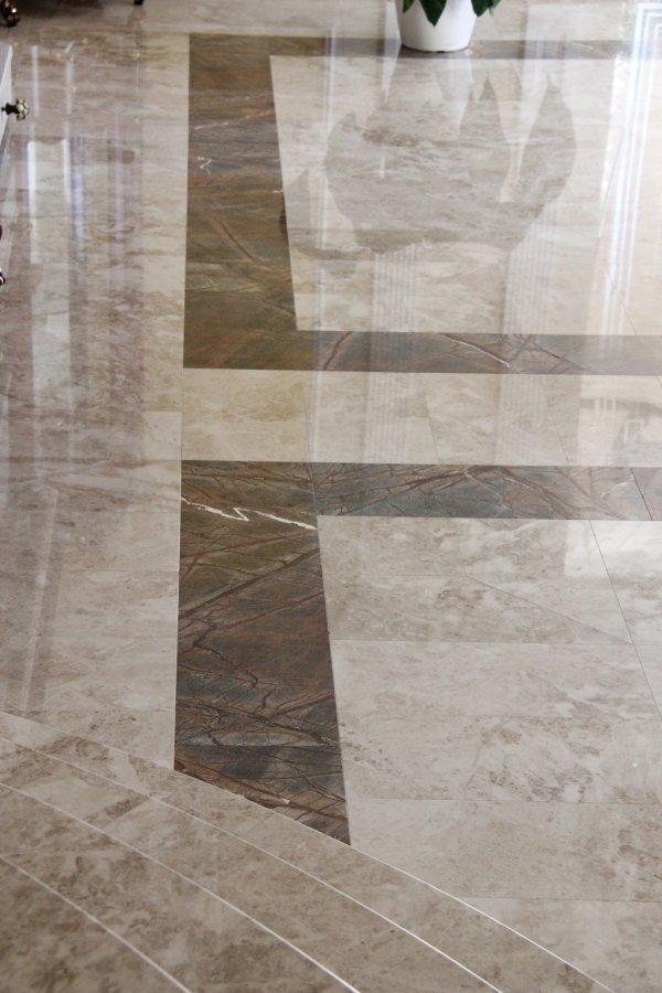 підлога з каменю
